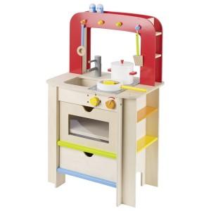 Otroška lesena kuhinja - Moderna