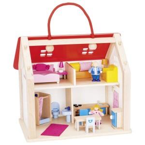 Otroška hiška - Kovček
