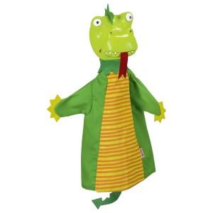Ročne lutke - zmaj