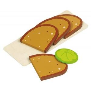 Lesene rezine kruha