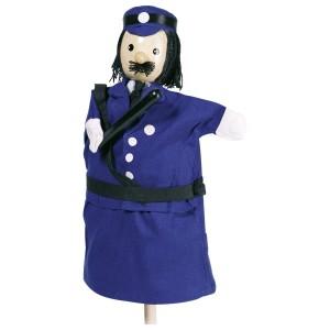 Ročne lutke - policaj