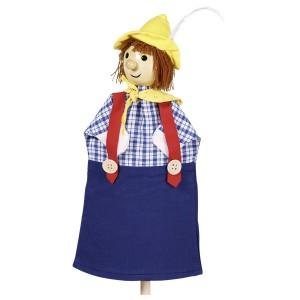 Ročne lutke - pastirček