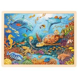 Puzzle - Koralni greben