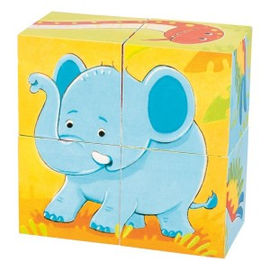 Mini kocke - Živali
