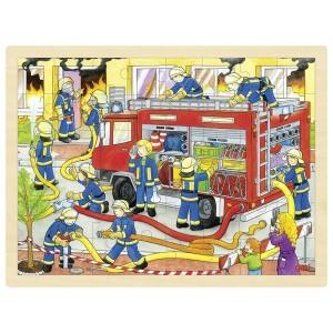 Puzzle - Gasilci