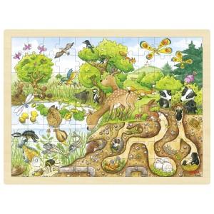 Puzzle - Raziskujmo naravo