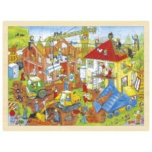 Puzzle - Gradbišče