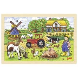 Puzzle - Kmetija