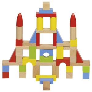 Kocke konstruktorji - Osnovni