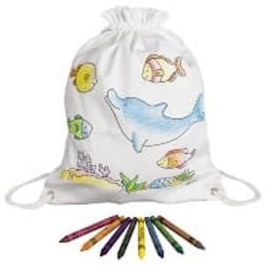 Otroški nahrbtnik - morje