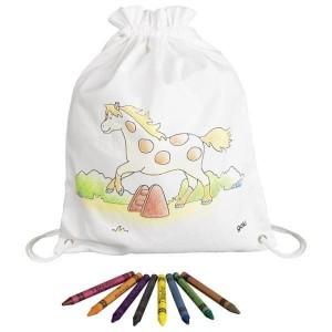 Otroški nahrbtnik - konjiček