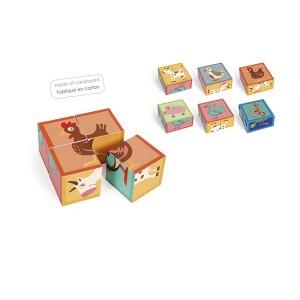 Mini kocke - Živali I.