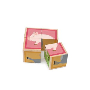 Mini kocke - Živali II.