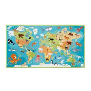 Puzzle v škatli - Svet živali XXL