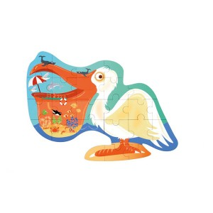 Puzzle - Pelikan