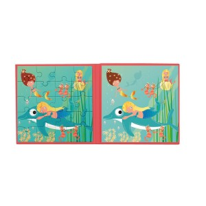 Magnetne puzzle - Morske deklice