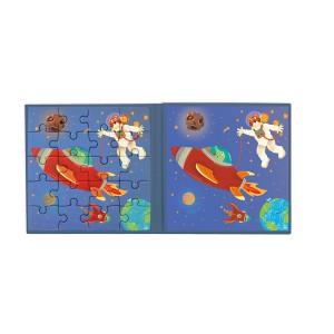 Magnetne puzzle - Raketa