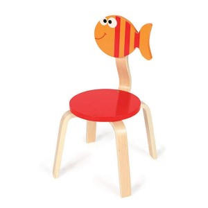Otroški stol - Ribica Maurice