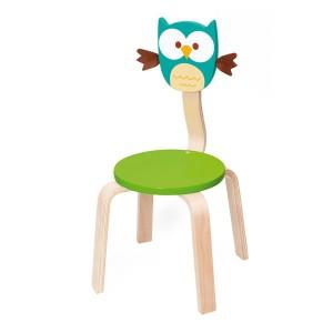 Otroški stol - Sovica