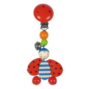 Viseča igračka - Pikapolonica
