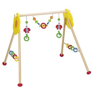 Igralo za dojenčka - Pikapolonica
