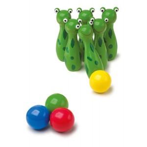 Keglji - Žabice