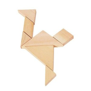 Puzzle - Tangram